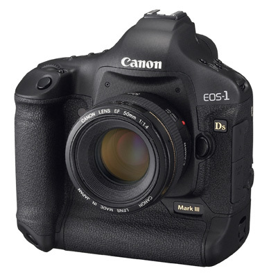 1Ds Mark III 3Q view