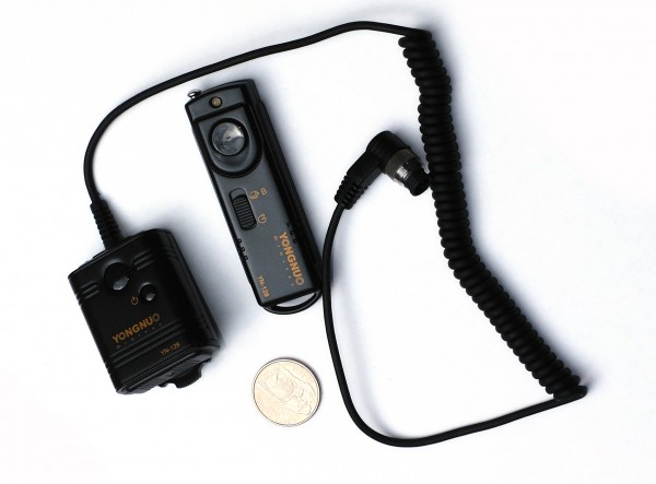 Wireless shutter release for Nikon